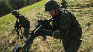 Exercitii militari Lituania - Guliver GettyImages