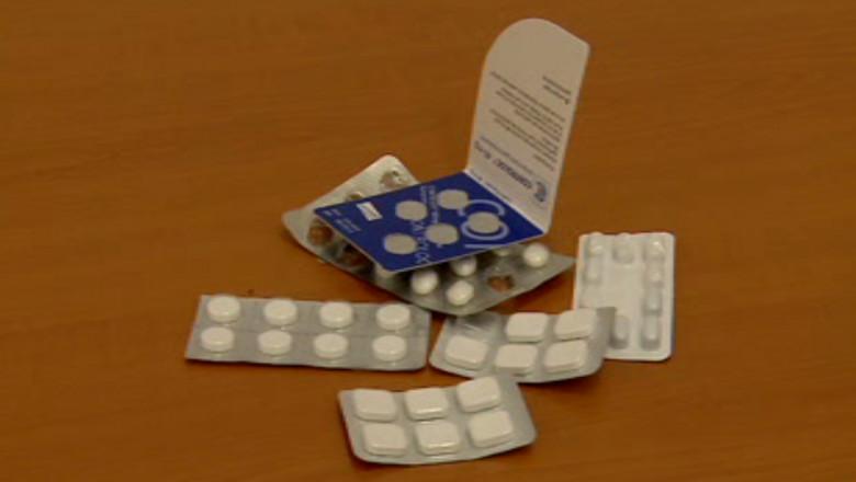 HIV pastile