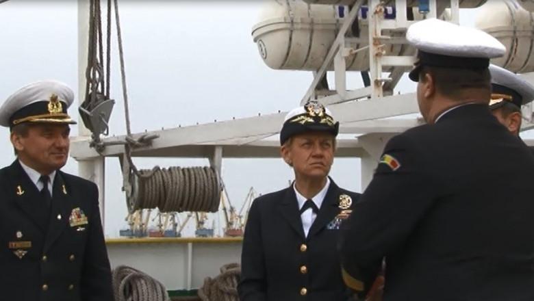 vizita americn amiral