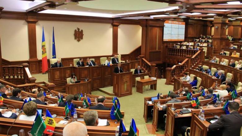 parlament chisinau republica moldova - iurie leanca fb-1