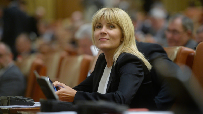 ELENA UDREA-Mediafax Foto-Marius Dumbraveanu