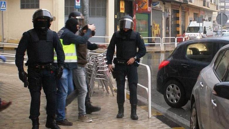 politie spaniola-pamplona-abc