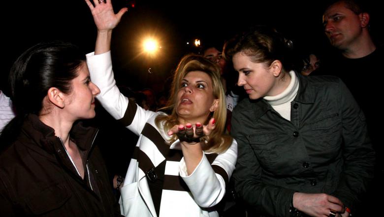 MONICA IACOB RIDZI ELENA UDREA ROBERTA ANASTASE 3502148-Mediafax Foto-Liviu Untaru