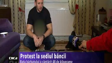 PROTEST BANCA