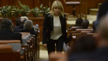 Elena Udrea discurs parlament-Mediafax Foto-Marius Dumbraveanu-2