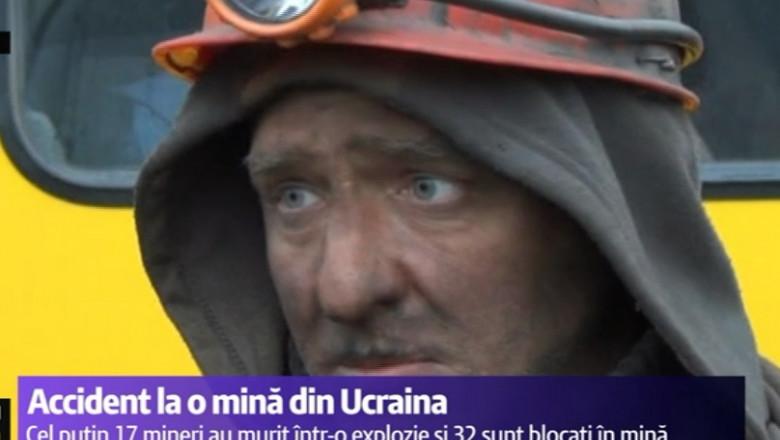 miner ucrainean