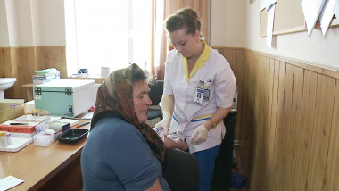 caravana medic pacient