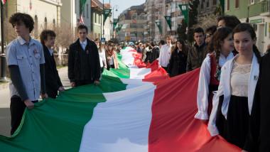 ziua maghiarilor de pretutindeni-Mediafax Foto-Vargyasi Levente