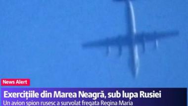 avion rusescu