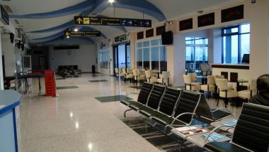 sala asteptare aeroport