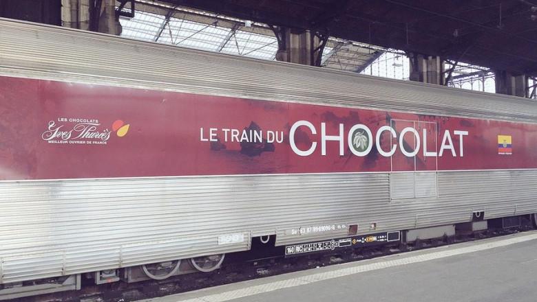 trenul cioco