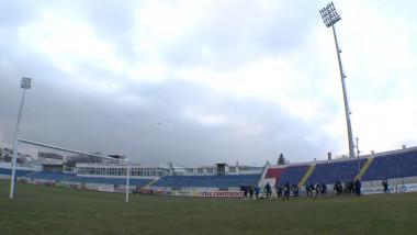 FC BOTOSANI ANTRENAMENT STADION