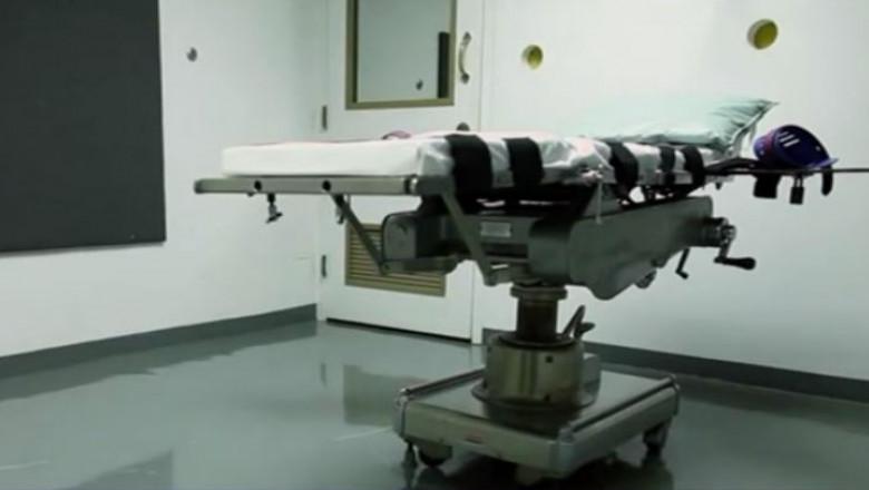 injectie letala pedeapsa cu moartea SUA - captura