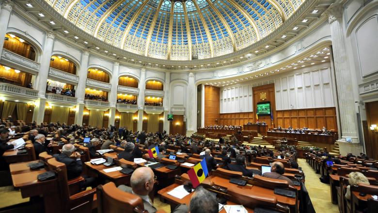 parlament -Mediafax Foto-Razvan Chirita