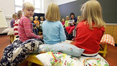 scoala in finlanda - 2638194-AFP   Mediafax Foto-OLIVIER MORIN