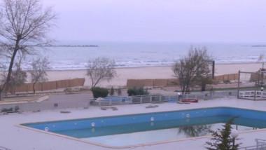 piscina hotel litoral
