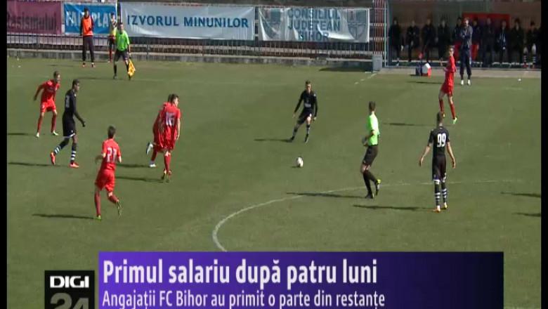 sport salarii FC Bihor 250315