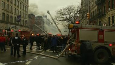 incendiu NY