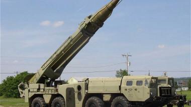 Scud Scud-b SS-1 mobile MAZ-543 truck medium range ballistic missile Russia Russian 640