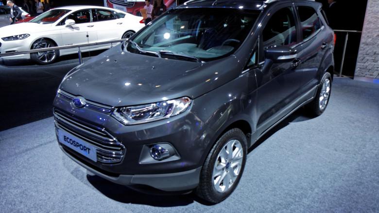 Ford Ecosport - Mondial de l Automobile de Paris 2012 - 003