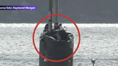 submarin avariat