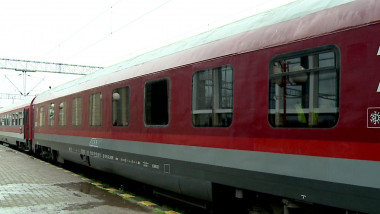 tren in gara