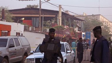 mali bamako - 7284531-AP Mediafax Foto-Baba Ahmed