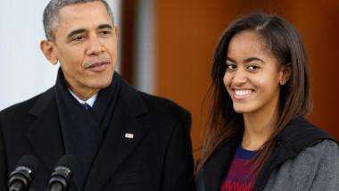 Malia Obama Getty