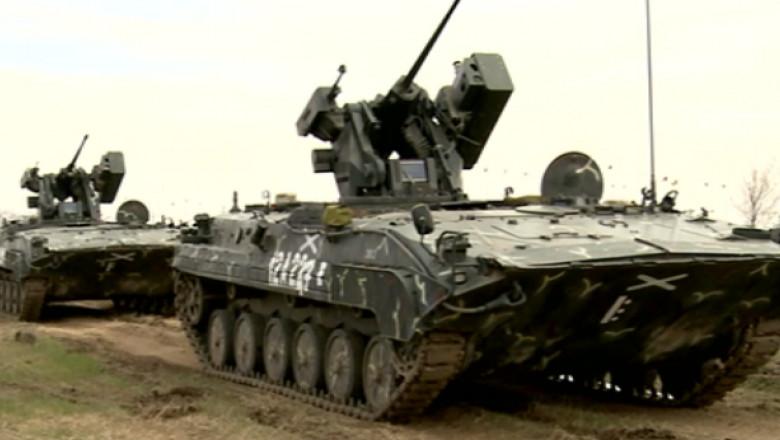 tancuri capturea