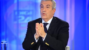 Calin Popescu Tariceanu la Jurnalul de seara 4