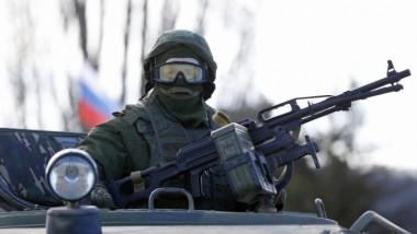 trupe rusesti crimea