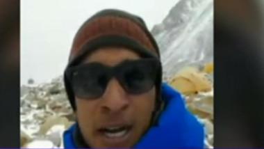 alpinist everest