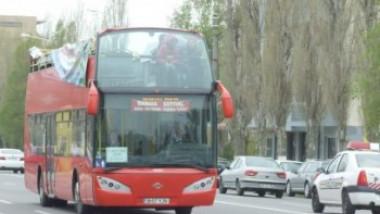autobuz etajat