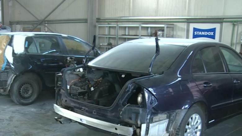 rca accident masina