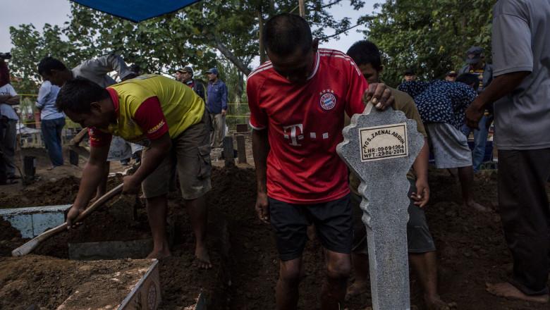 executii indonezia - getty