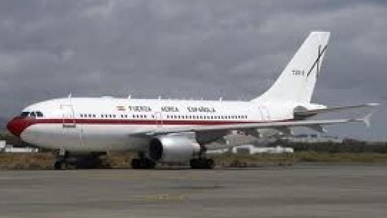 Avion A330 fortele aeriene spaniole-1