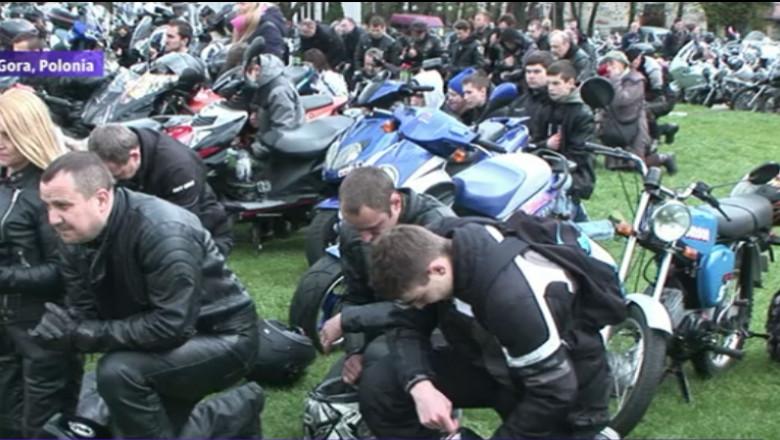 motociclisti polonia