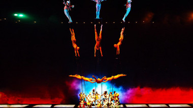 cirque du soleil fb