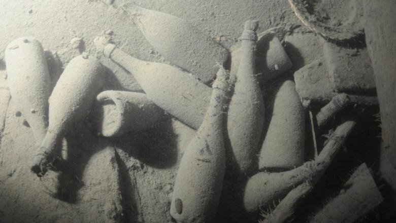 cea mai veche sampanie descoperita