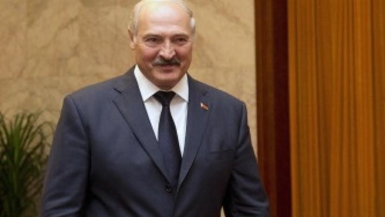 Aleksandr Lukasenko Getty