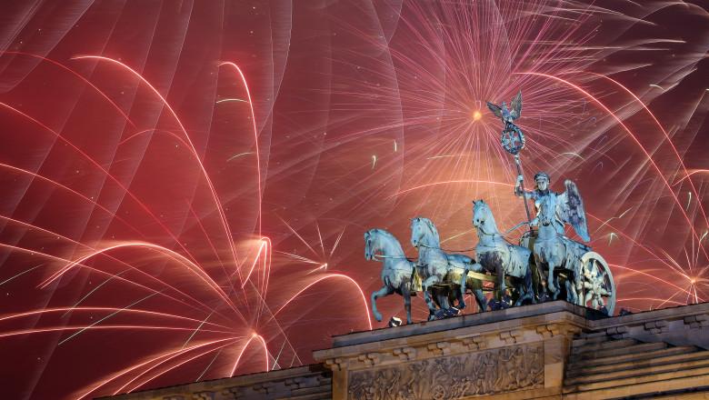 berlin artificii brandenburg - getty