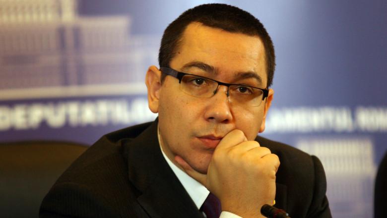 Ponta victor-Mediafax Foto-Gabriel Petrescu