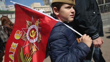 Pregatiri parada 9 mai la Moscova - Gulliver GettyImages