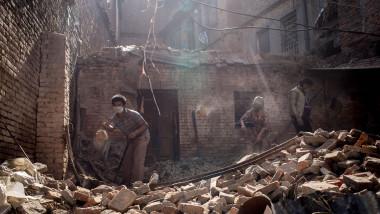 nepal ruine - getty