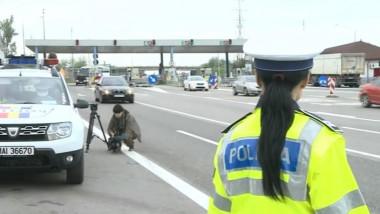 politie rutier A2