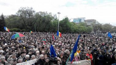 protest chisinau mai 2015 - unimedia