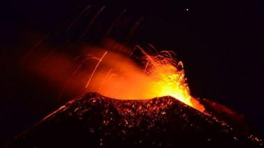 etna eruptie