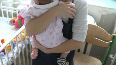 bebelus spital captura