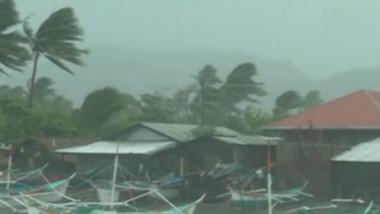 taifun filipine captura