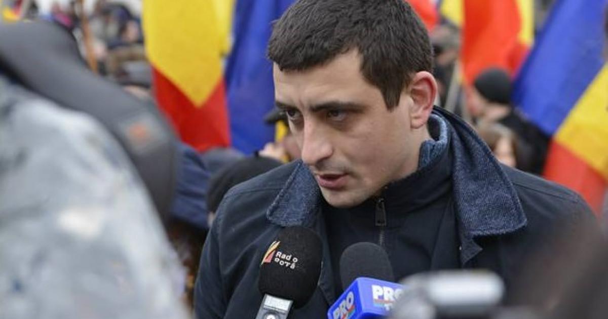 George Simion, incident la frontiera cu Republica Moldova. A vrut să intre  în țara vecină, deși are interdicție până în 2023